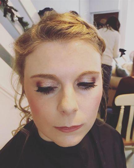 Beauty, Hair & Make Up Martine Turner 2