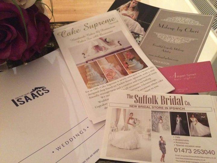 Suffolk bridal