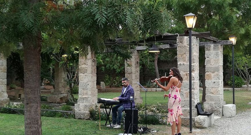 Open-air performances