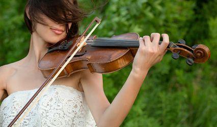 Giulia London Violinist 1