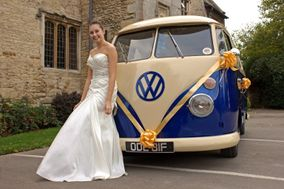 Wedding Day Wagon
