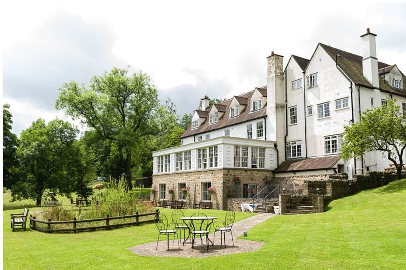 Losehill House Hotel & Spa exterior