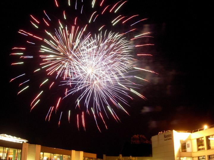 Jonathan's Fireworks