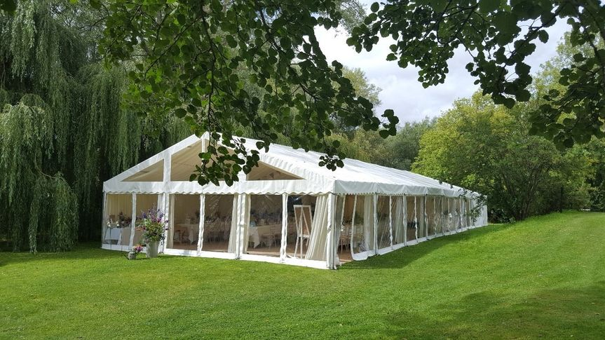 Marquee Hire Marquees & Pavilions Ltd 6
