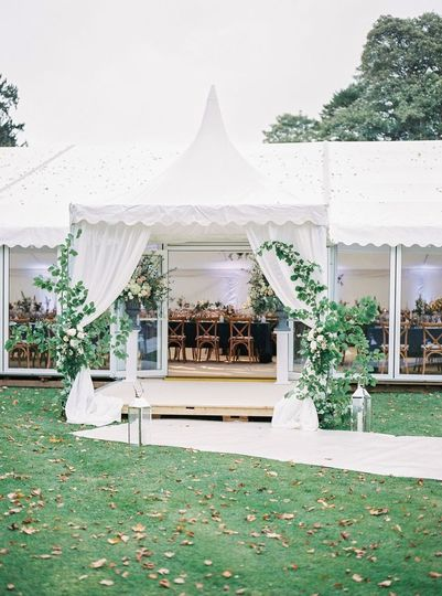 Marquee Hire Marquees & Pavilions Ltd 17