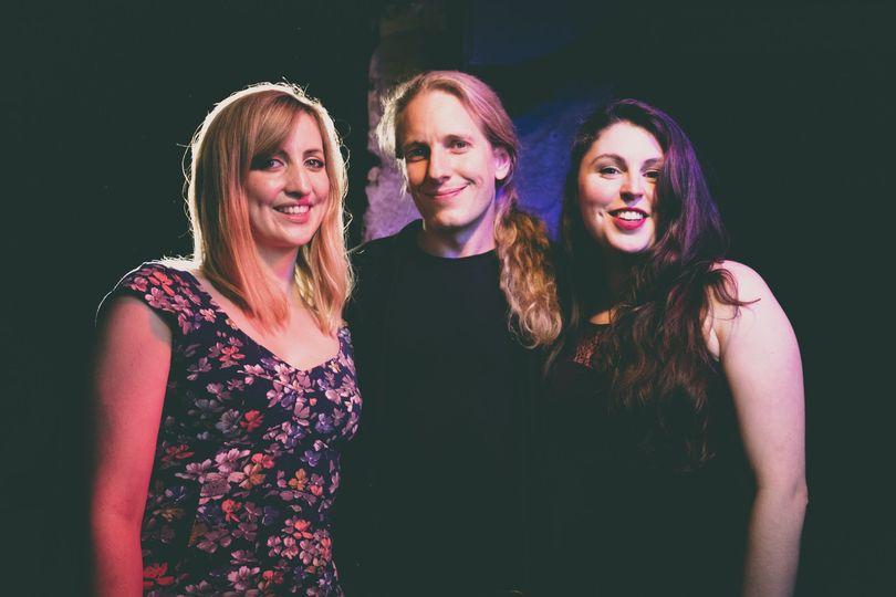 Katherine, Chris & Kat
