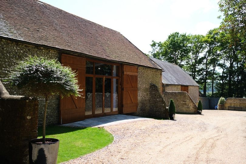 Our Stunning East and West Barns