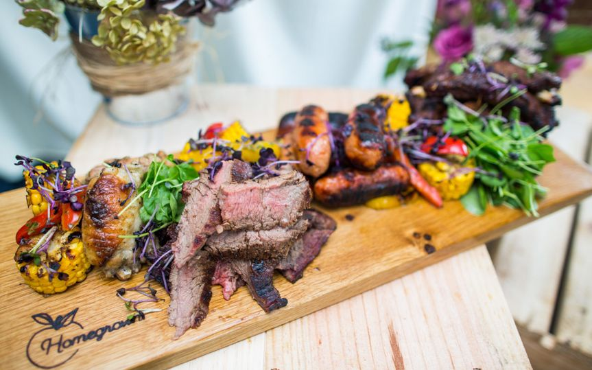 Homegrown Hospitality and Hog Roast