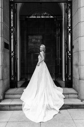 One Aldwych Bride