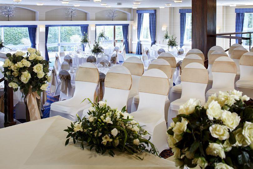 Elgar Suite - Wedding Ceremony