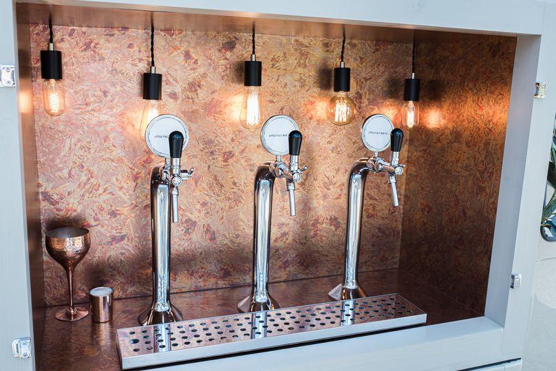 3 beautiful taps