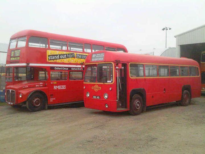 London Routemaster