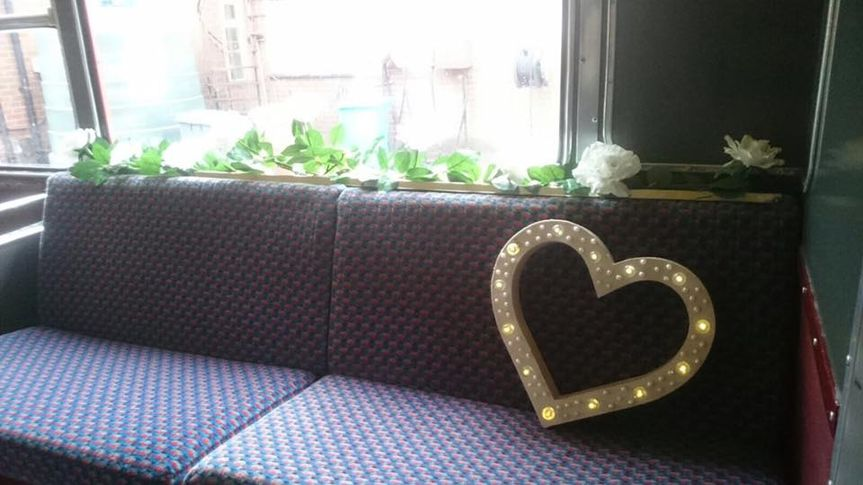 Standard wedding interior
