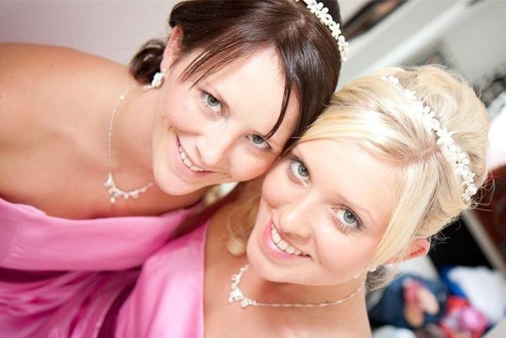 wedding hair for brides
