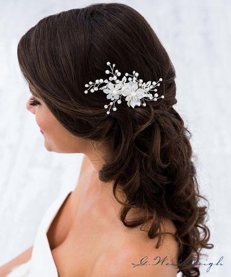 Elegant hair clip
