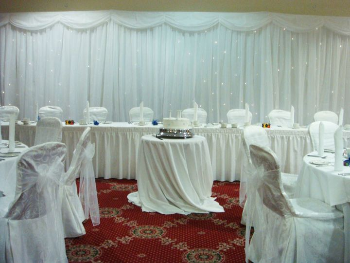 Chair Covers & Backdrop