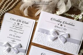Lavender Avenue Wedding Invitations & Stationery