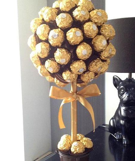 Ferrero tree