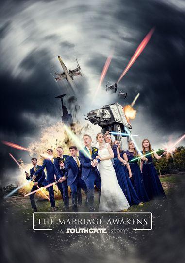 Cinematic Poster- Star Wars