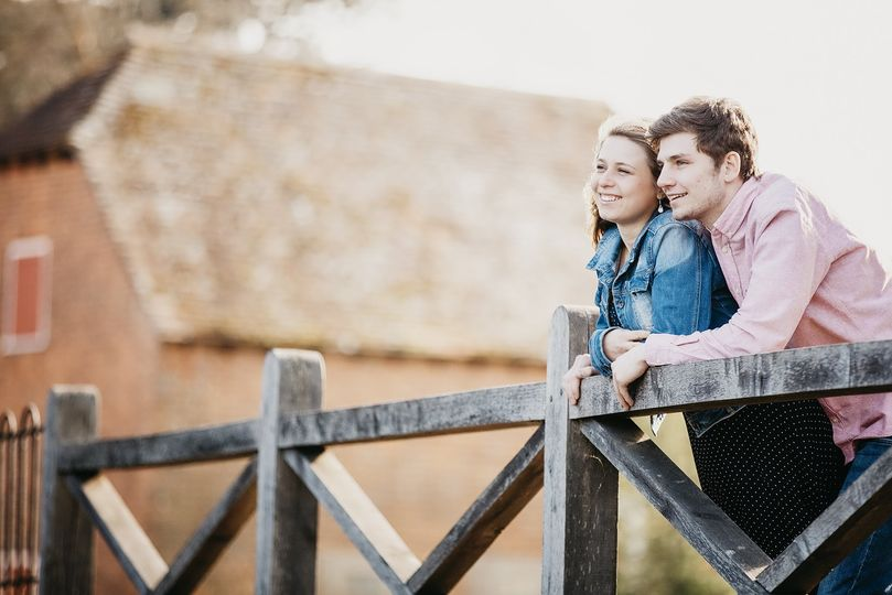 Rustic Countryside Engagement