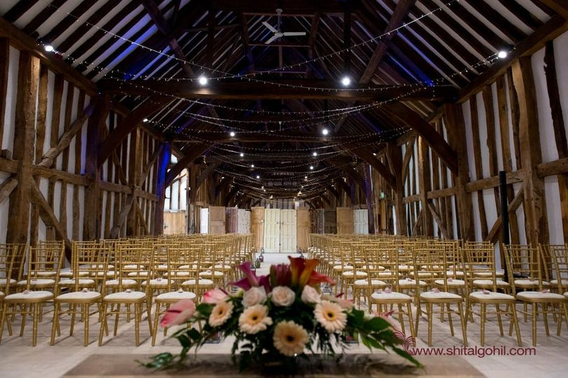 The Great Barn at Headstone Manor 17