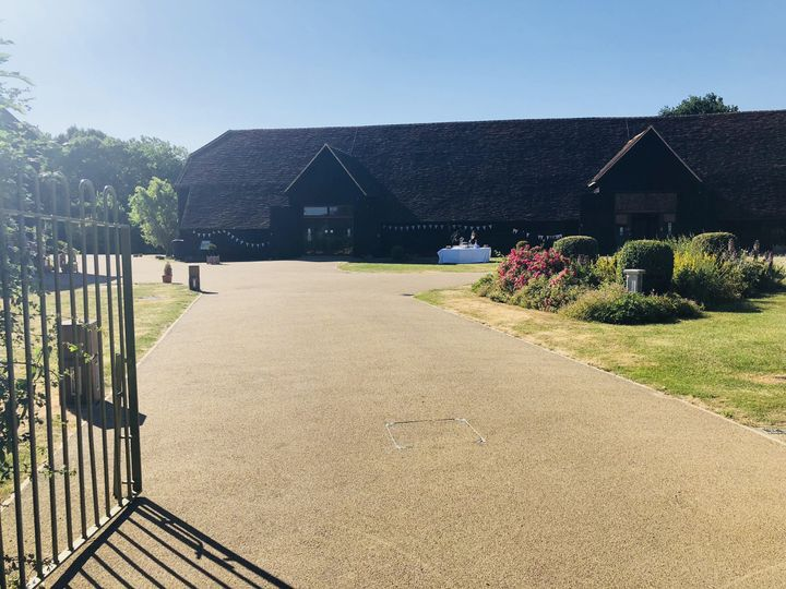 The Great Barn at Headstone Manor 20