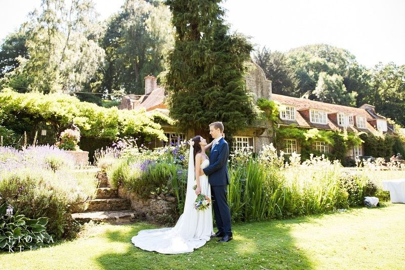 Canal Lake venue - Reception lawn by the Coach House - courtesy of Fiona Kelly Photography