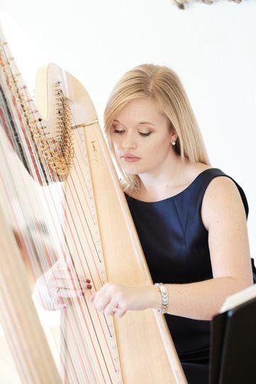 Entertainment Nicola Veal Wedding Harpist 21