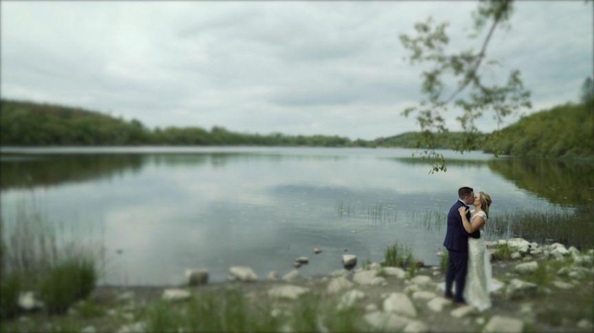 The vast lake