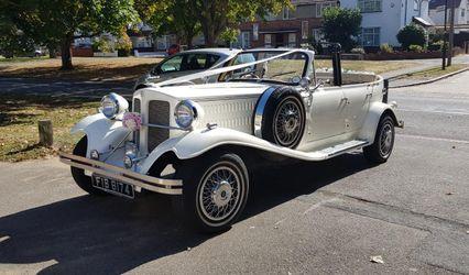 Love Wedding car hire 1