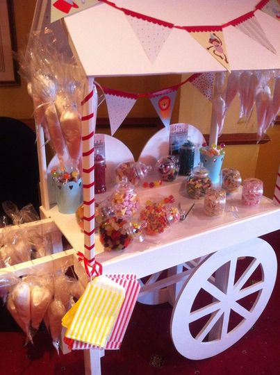 Circus mini cart