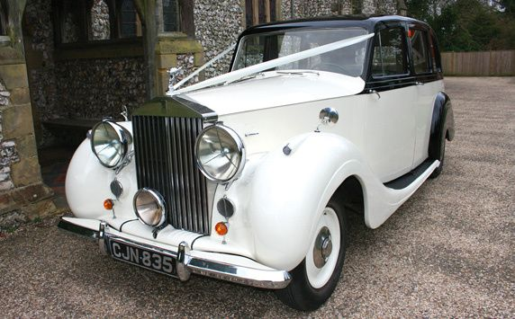 The Rolls Royce