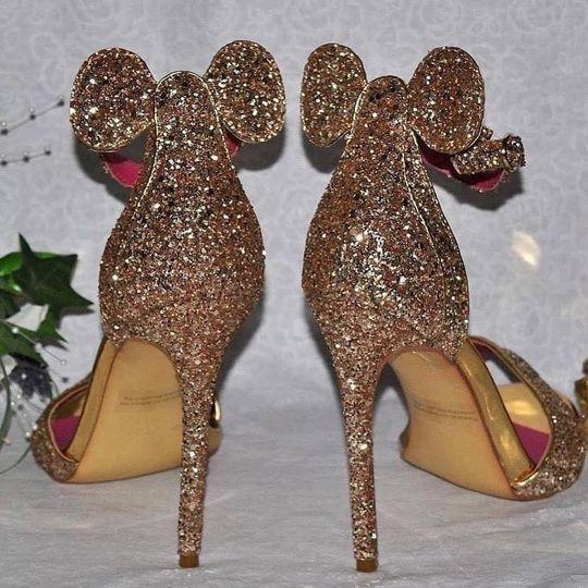 Disney Mickey Mouse Heels