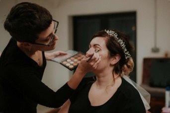 Beauty, Hair & Make Up Ellie Rose Makeup 11