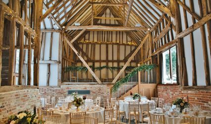 The Oak Barn, Frame Farm 1