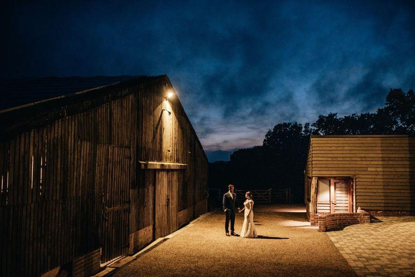 The Oak Barn Wedding Venue Cranbrook, Kent | hitched.co.uk