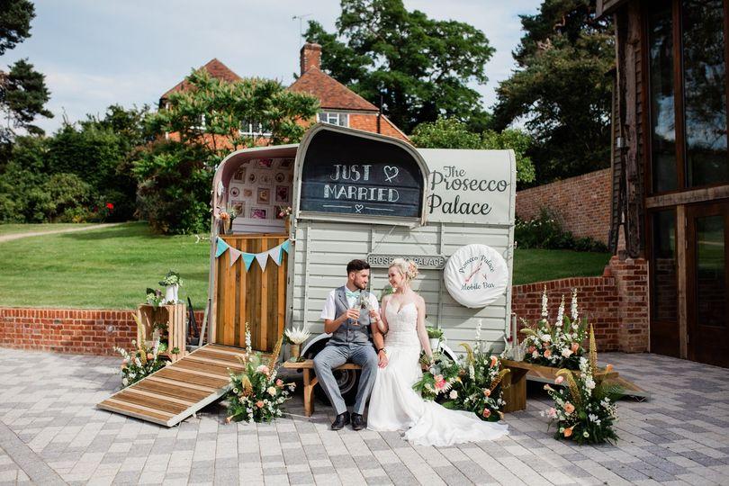 The Oak Barn Wedding Venue Cranbrook, Kent   hitched.co.uk