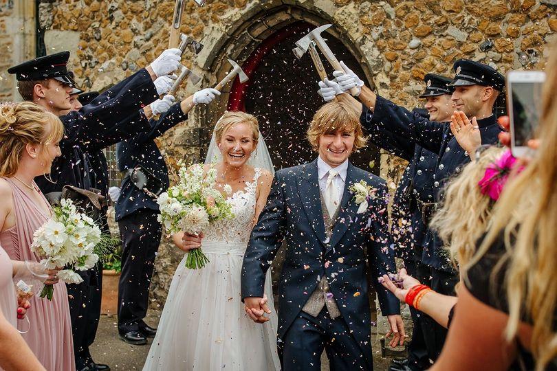 Newlyweds - Pure Image Photography