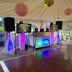 Disco with Screens