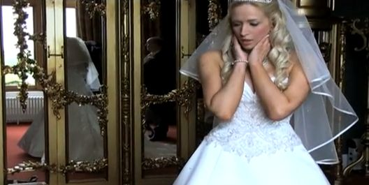 Galloway wedding bride