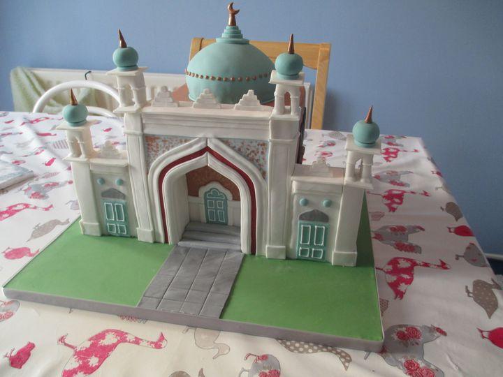 Mosque wedding