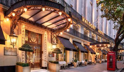 The Waldorf Hilton, London