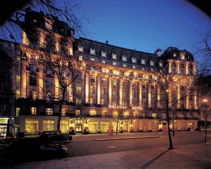 The Waldorf Hotel