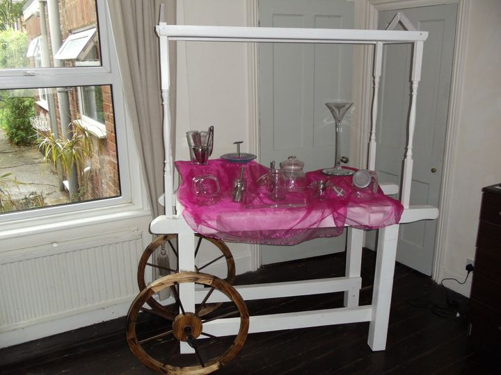 Candy Cart for Hire Essex
