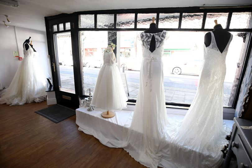 Bridalwear Shop Harvey's of Ramsey 52