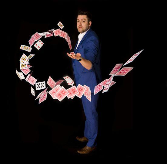 Russ Appleby Wedding Magician