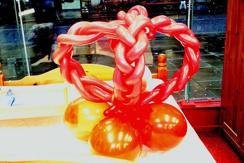 Table Heart