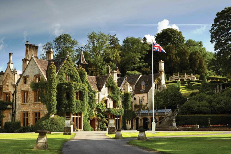 The Manor House, Cotswolds