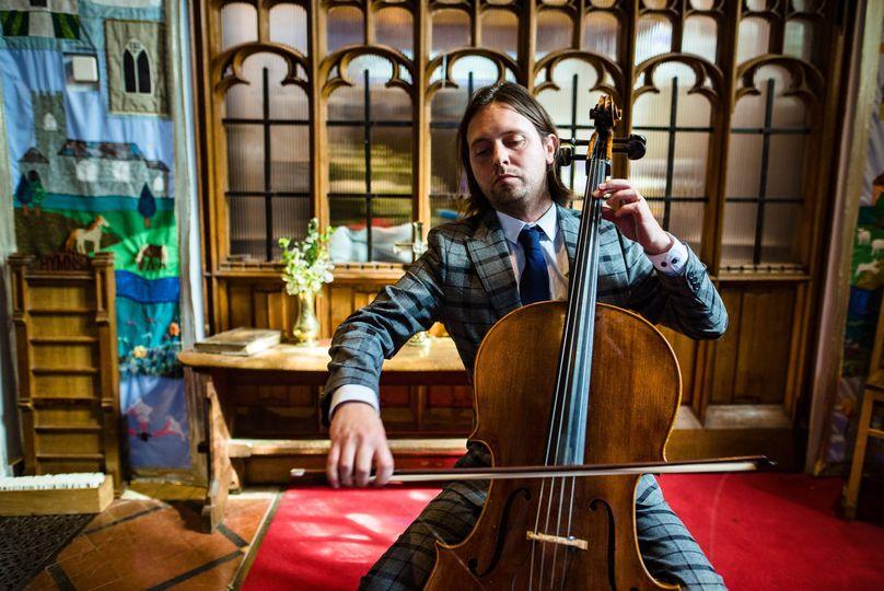Solo cello ceremony music