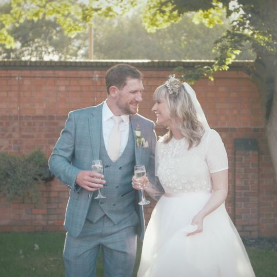 Champagne toast - Richard Crilly - Film & Photography